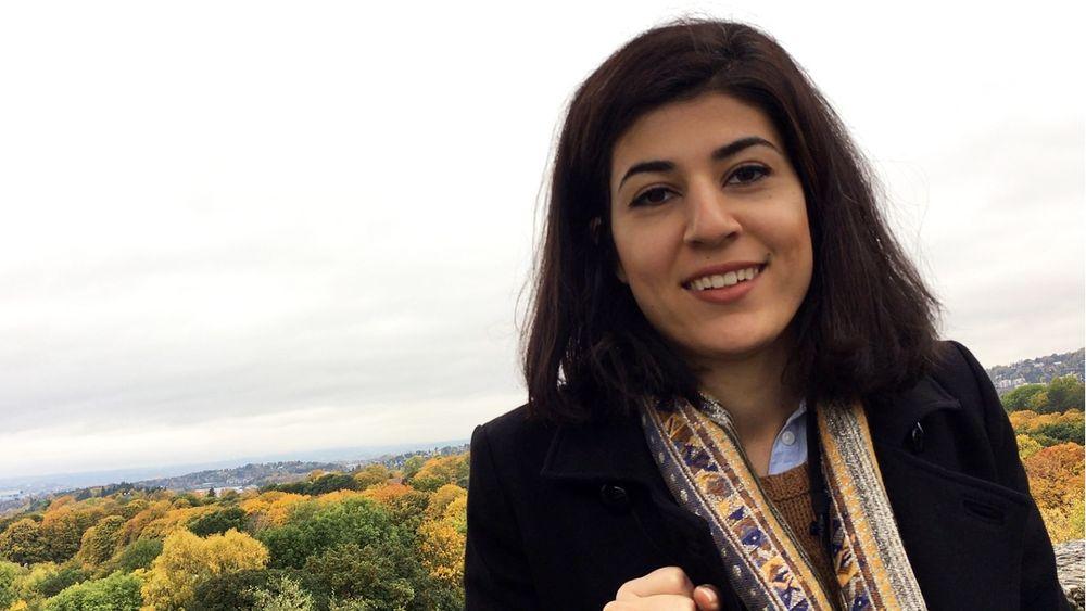 Shara Mabast Ali vil samle arbeidsledige oljeteknologer for å løse oppgaver for andre næringer.