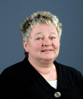 Avdelingsdirektør Randi Harnes i Vegdirektoratet.