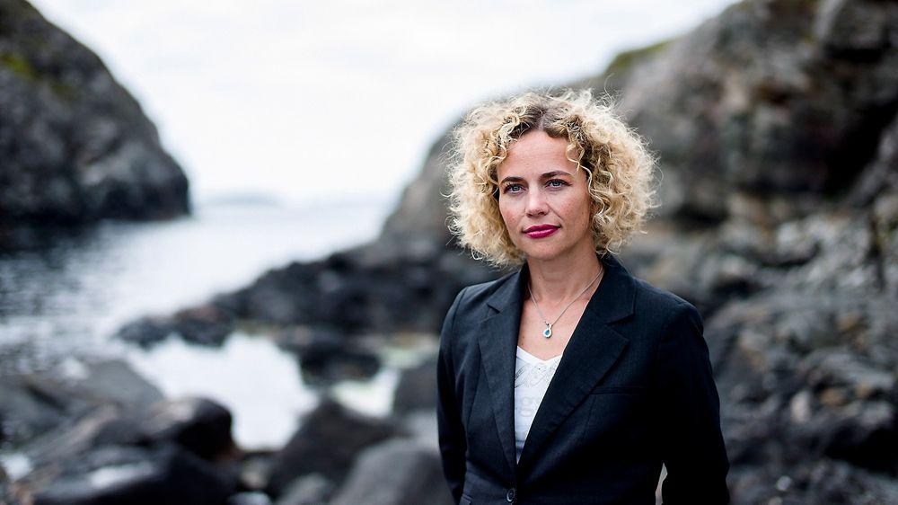 Linn Cecilie Moholt er administrerende direktør i Karsten Moholt AS. Hun forteller at oljekrisen traff godt når den først traff. – Fem år senere ville det ha vært mye verre, sier hun.