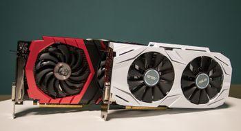 Test: MSI RX 480 4GB «Gaming X» og Asus GTX 1060 3GB «Dual OC»