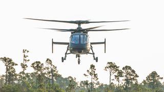 Dobler toppfarten: Sikorsky nærmer seg 220 knop med to rotorer