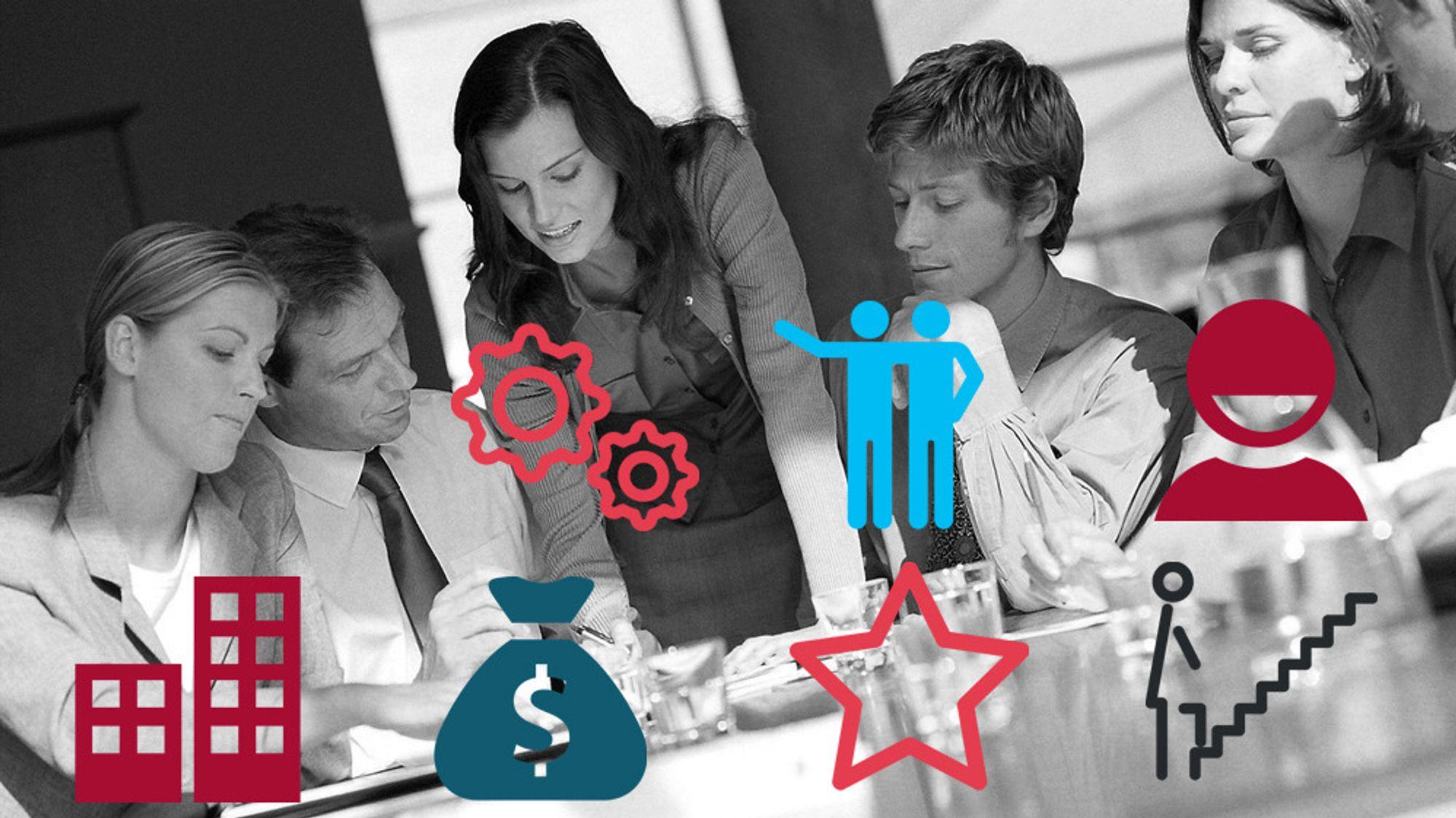Ledere og unge ansatte er enige om at faglig utvikling og inspirasjon er det viktigste ved arbeidsplassen. Det viser arbeidsmarkedsanalysen til Randstad.