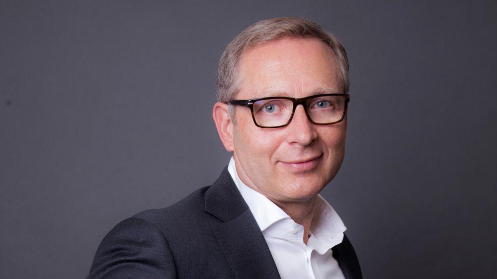 Jürgen von Hollen, konsernsjef Univeral Robots