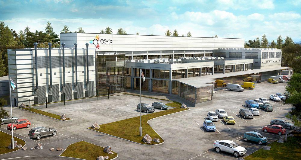 Datasenteret OS-OX (Oslo Internet Exchange)