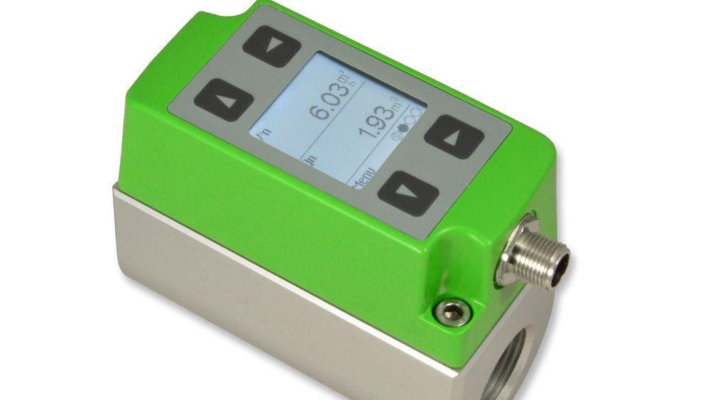 EE741 in-line strømningmeter