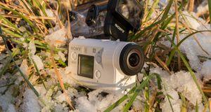 Test: Sony FDR-X3000R