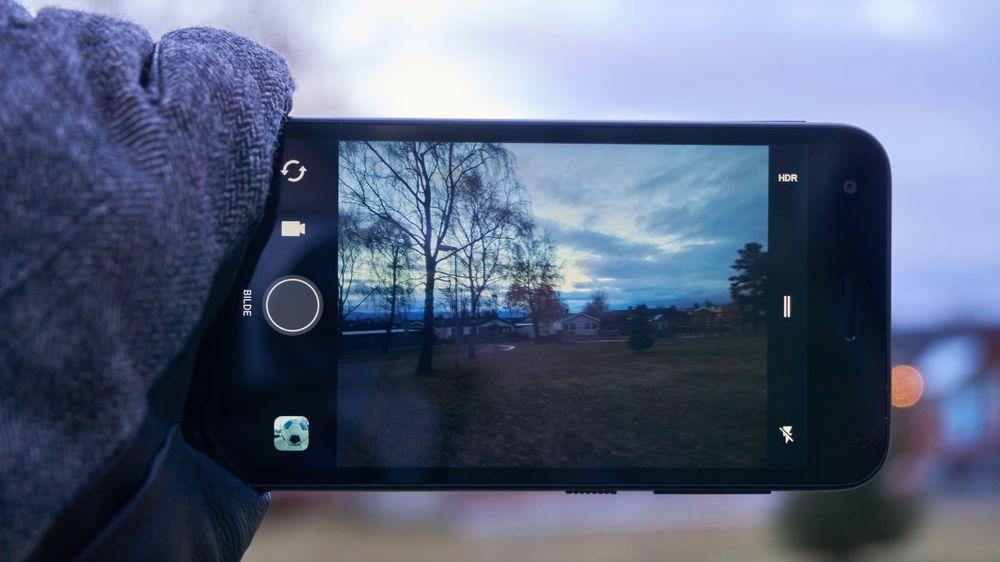 One A9S er defintivt ikke en kameramobil.