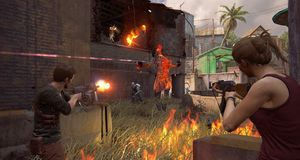 Uncharted 4 får intens samarbeidsmodus
