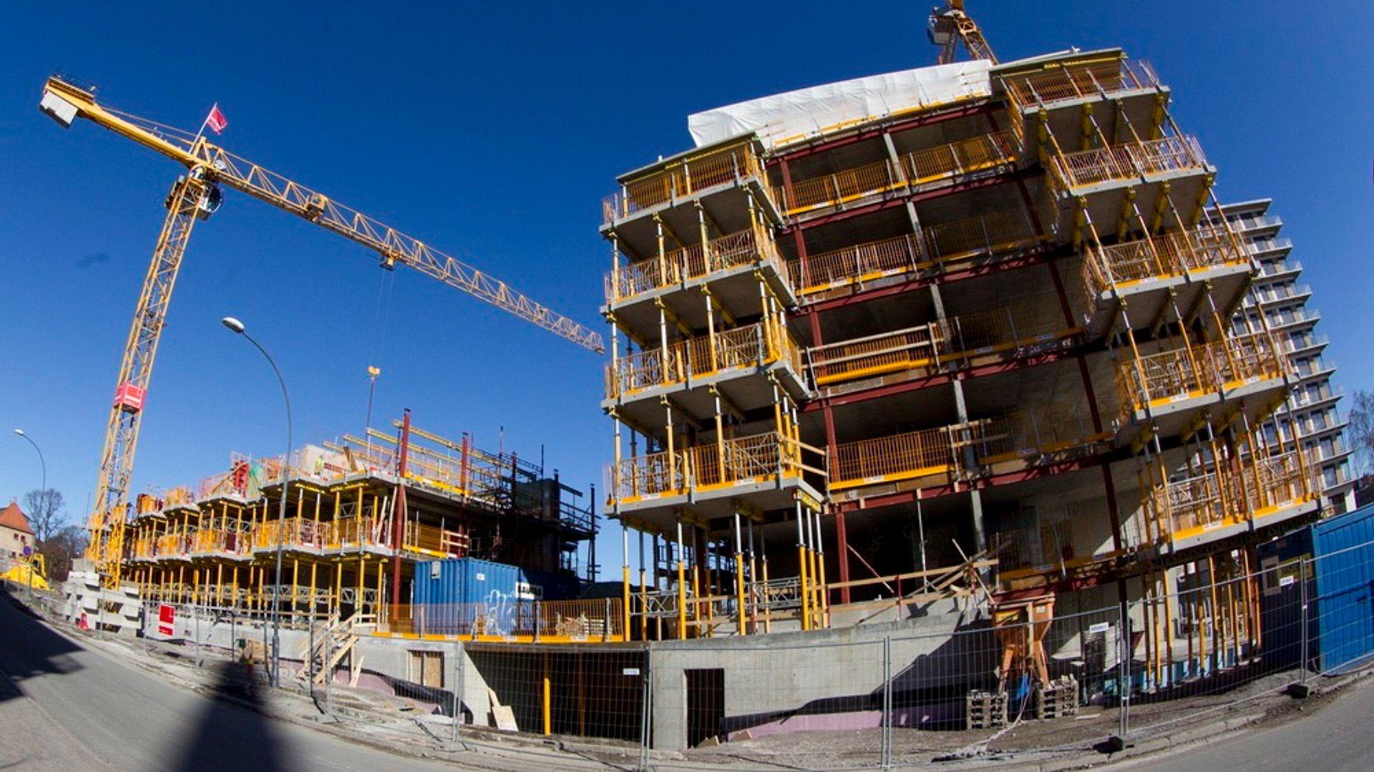Tirsdag morgen presenterte Direktoratet for byggkvalitet forslaget til nye byggeregler.