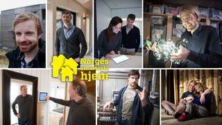Syv kandidater, én vinner: Hvem har Norges smarteste hjem?