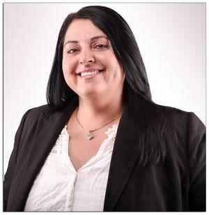 Nora Ay, kommunikasjonsansvarlig for NetOnNet Group, som enn så lange utgjør Siba og NetOnNet.