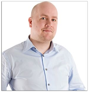 Mikael Kolding, markedssjef i Proshop.