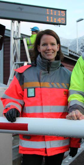 Statens vegvesens prosjektleder, Marianne Nærø.