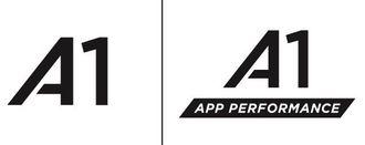 Det vil være to versjoner av A1-merket. Begge betyr det samme.