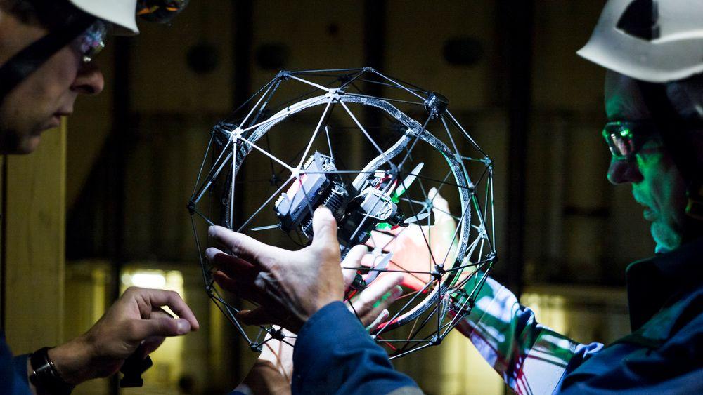 DNV GL begynte testing av droner i desember 2015. Selskapet vil utvikle drone som er spesialdesignet for oppgavene.