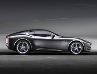 Maseratis konseptbil Alfieri. (Foto: Maserati).