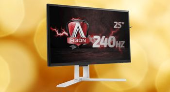 AOC slipper ny og lynrask skjerm for spillere