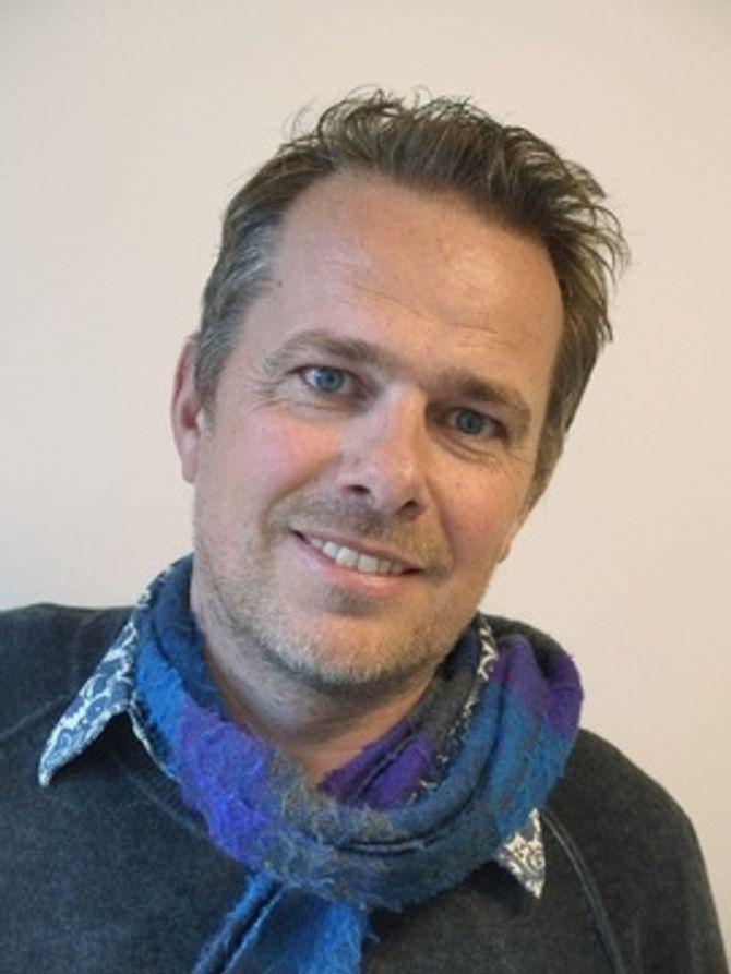 ØYSTEIN HAGE, redaktør i dagens FiskeribladetFiskaren.