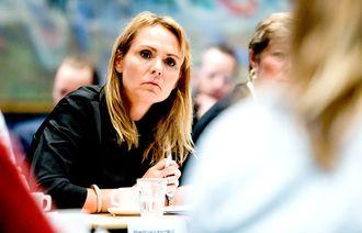 Er Linda Hofstad Hellelands tid som kulturminister snart over?