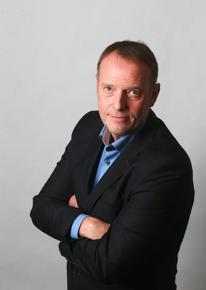 Sjefredaktør Jan-Eirik Hanssen i Avisa Nordland (Foto: Avisa Nordland)