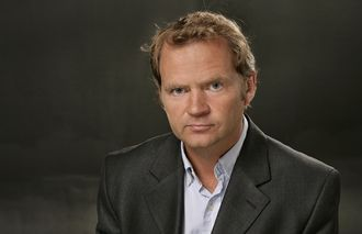 KNUT MAGNUS BERGE, utenriksredaktør i NRK.