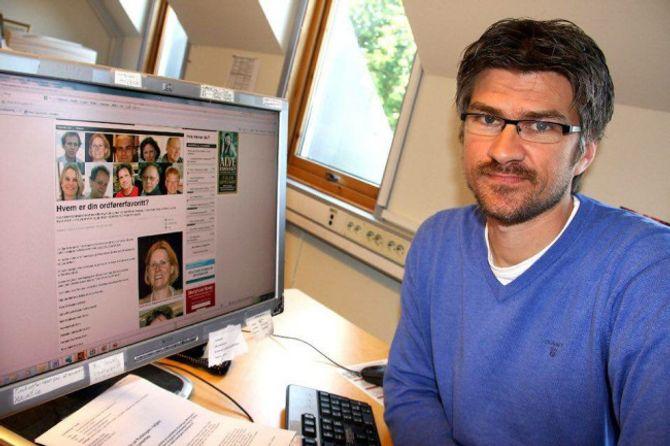 Redaktør og gründer Morten Øby i Sarpsborg24. (Foto: Privat)