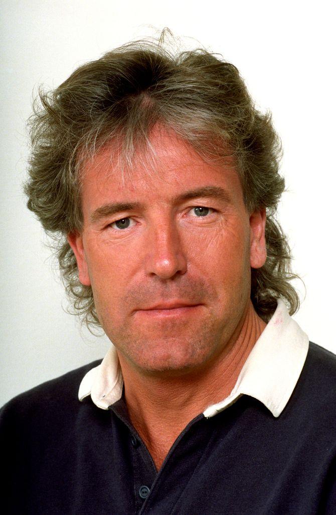 Davy Wathne har vært blant TV 2s viktigste profiler gjennom 24 år. Her et bilde fra starten i 1992. (Arkivfoto: Bjørn Sigurdsøn / NTB / Scanpix)