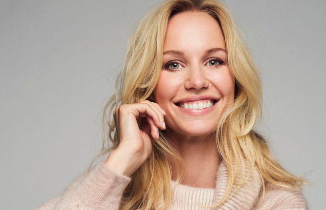 KARINE THYNESS, redaktør i Det Nye, kan bli «Årets kvinnelige medieledertalent».