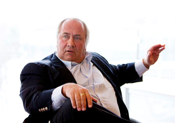 Investor og medeier i Berner Gruppen, Torstein Tvenge. (Foto: Gorm Kallestad / Scanpix)