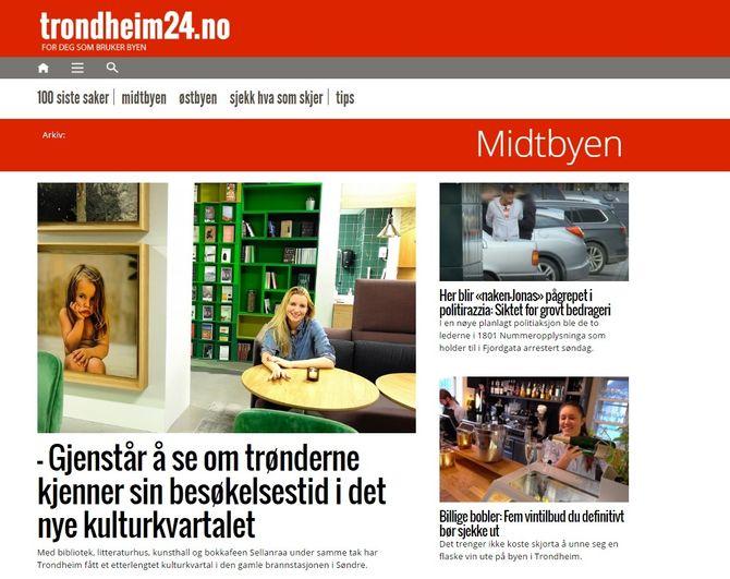 Faksimile fra Trondheim24.no (faksimile)