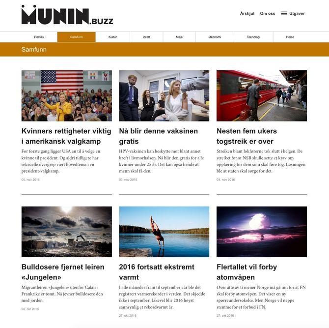 Faksimile fra Munin.buzz (Faksimile)