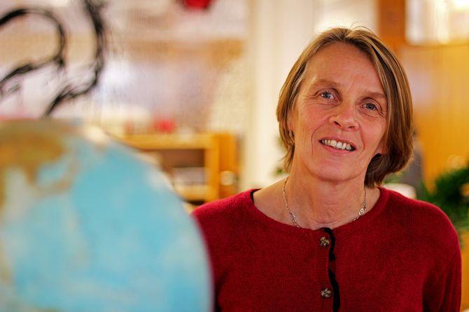 Redaksjonssjef Kirsti Moe i NRK Viten sier at programmet Schrödingers katt opphører. (Foto: Erik Waatland)