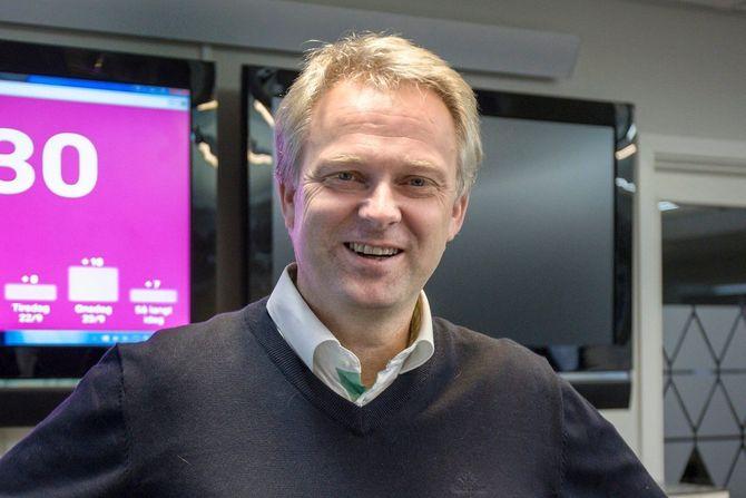 YNGVE ÅRDAL, ansvarlig redaktør i Firda. (Foto: Firda)