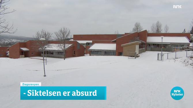 (Faksimile: NRK Dagsrevyen 5. januar 2016)