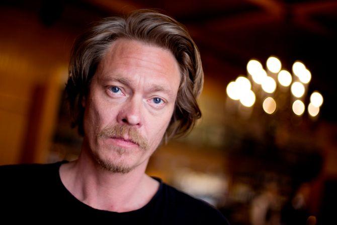 Skuespiller Kristoffer Joner.