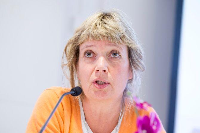 Generalsekretær Ann-Magrit Austenå i NOAS. (Foto: Håkon Mosvold Larsen / NTB scanpix)