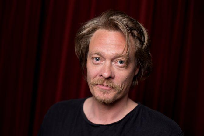 KRISTOFFER JONER - skuespiller, Ap-politiker og nå også NOAS-aktivist. (Foto: Håkon Mosvold Larsen / NTB scanpix)