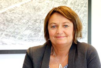 Nyhetssjef Merete Verstad i NRK Trøndelag