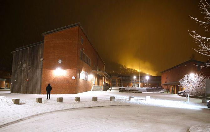 13-åringen som nyttårsaften døde på Beitostølen gikk på Gullhaug skole i Bærum kommune de første skoleårene.