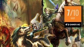 The Legend of Zelda: Twilight Princess HD.