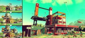 No Man's Skys nyeste oppdatering lar deg bygge hus.