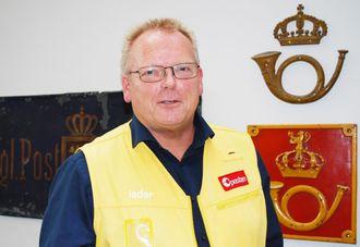 Tor Østby, teknisk leder.