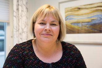 Elin Floberghagen er ansatt som ny generalsekretær i Norsk Presseforbund. Hun kommer fra stillingen som administrerende direktør i Fagpressen. (Foto: Håkon Mosvold Larsen / NTB scanpix)
