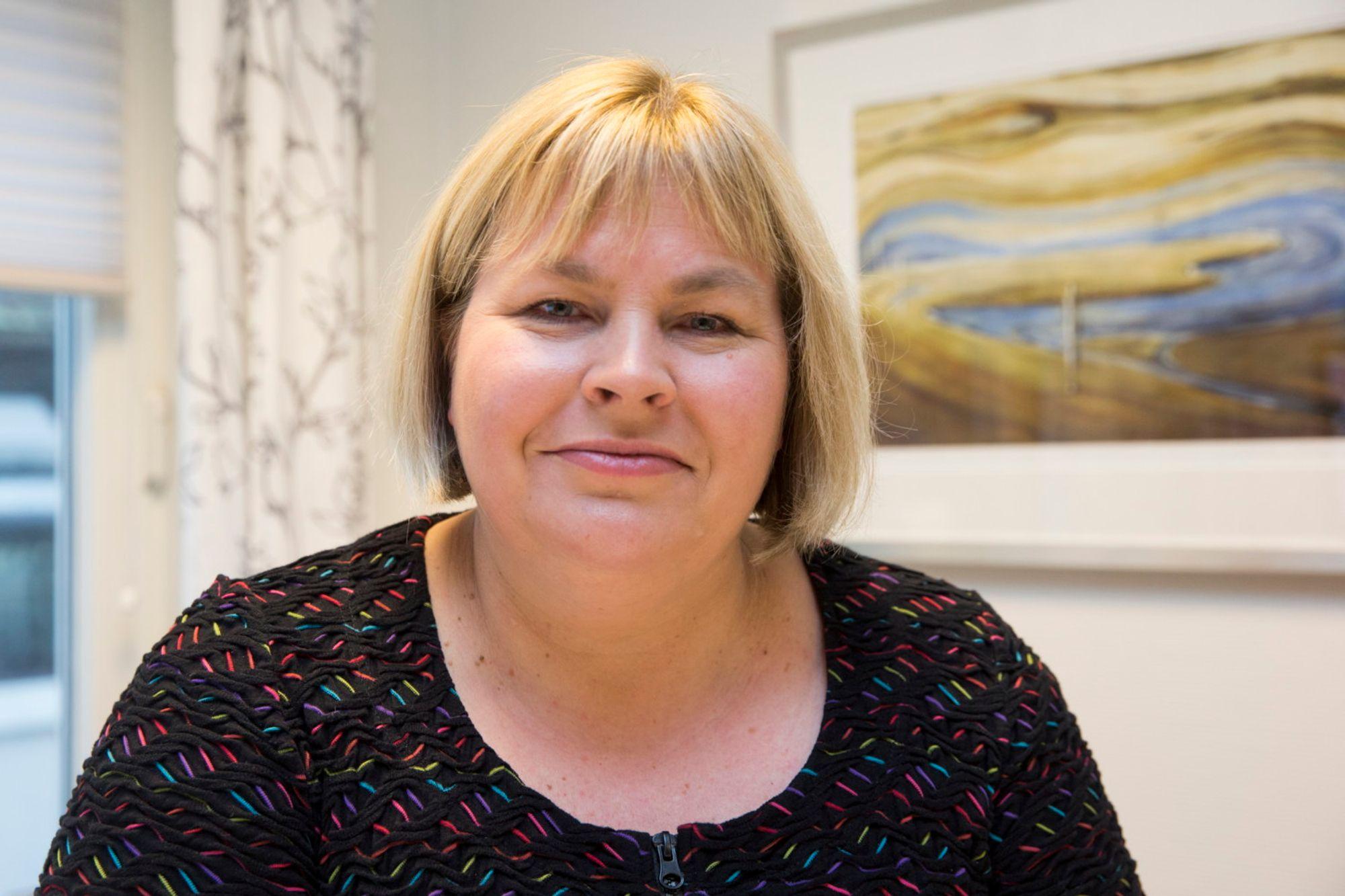 Elin Floberghagen ble for litt siden ansatt som ny generalsekretær i Norsk Presseforbund.