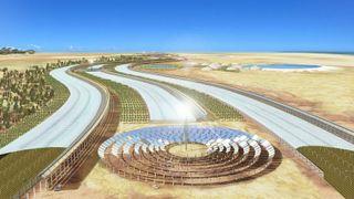 De gjør ørkenen «grønn» i Qatar, skal gjøre det i Jordan - nå står Australia for tur