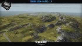 Falklandsøyene.