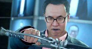 Square Enix-sjefen ble «siste boss» i spesiellagd Final Fantasy XV-demo