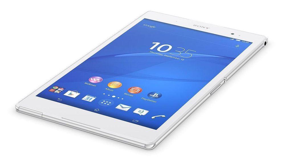 I luke 1 i årets julekalender befinner det seg en Xperia Z3 Tablet Compact.