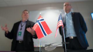 Det norske selskapet bak denne dronen solgt til amerikansk storselskap