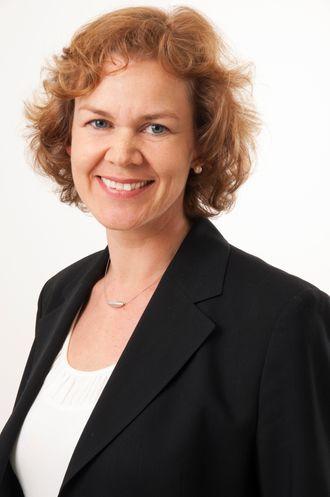 Pressekontakt Sofie Bruun i kollektivselskapet Ruter.